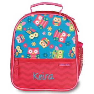 Personalized Owl Lunch Bag by Stephen Joseph®