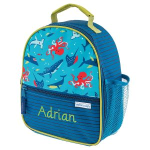 Shark Personalized Lunch Bag by Stephen Joseph®