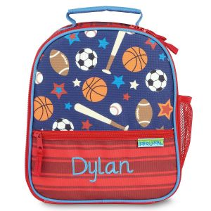 Personalized Sports Lunch Bag by Stephen Joseph®