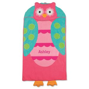 Personalized Owl Nap Mat by Stephen Joseph®