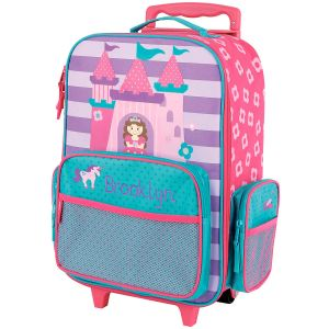 "Princess 18"" Personalized Rolling Luggage by Stephen Joseph®"