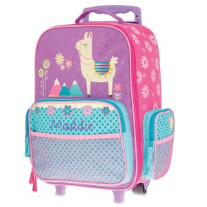 "Llama 18"" Personalized Rolling Luggage by Stephen Joseph®"