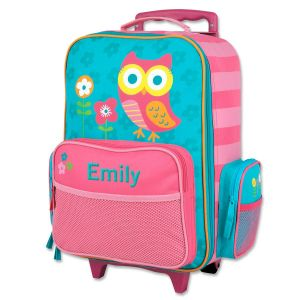 "Owl Rolling Luggage18"" by Stephen Joseph®"