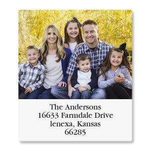 Select Photo Address Label
