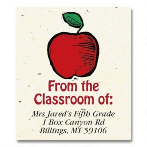 Classroom Bookplates