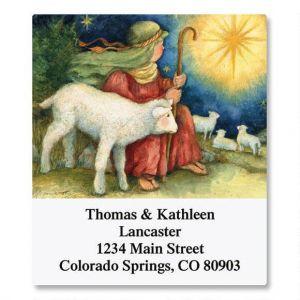 Shepherd Boy Select Address Labels