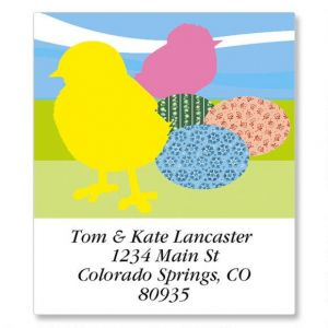 Chickees Select Address Labels