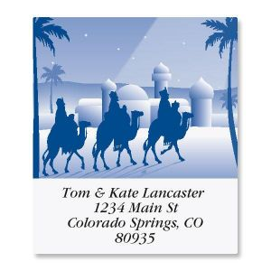 Wise Men Select Address Labels