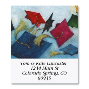 Graduation Day Select Address Labels