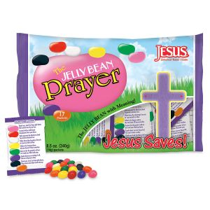 Jellybean Prayer Packets