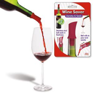 Wine Aerator & Saver