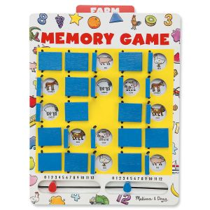 Memory Interactive Travel Game by Melissa & Doug®