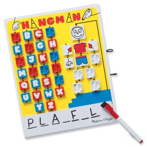 Hangman Interactive Travel Game by Melissa & Doug®
