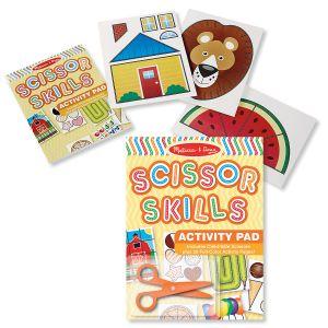 Scissor Skills Activity Pad by Melissa & Doug®