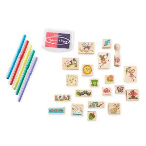 Fairy Garden Stamp-A-Scene by Melissa & Doug®