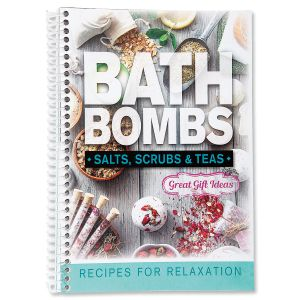 Bath Bombs Recipe Book