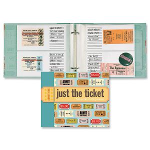 Just the Ticket Book