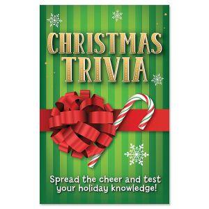 Christmas Trivia Book