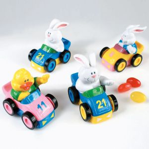 Rabbit Racer with Moving Arms