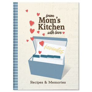 From Mom's Kitchen Recipe and Memory Book