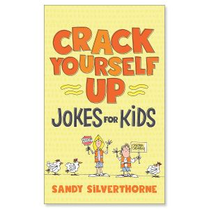 Crack Yourself Up Joke Book