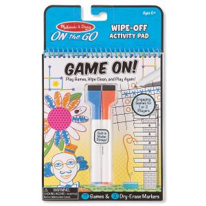 Write One Reusable Games by Melissa & Doug®