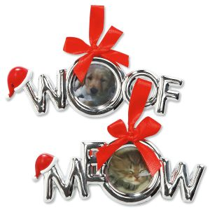 Pet Photo Ornaments