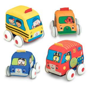 Pullback Vehicles Baby & Toddler Toys by Melissa & Doug®