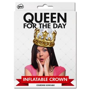 Queen for the Day Crown