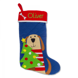 Personalized Dog Christmas Stocking by Stephen Joseph®