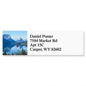 Magnificent Vistas Classic Address Labels  (8 Designs)