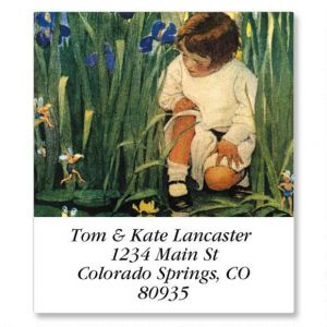 Storybook Children Select Address Labels  (12 designs)