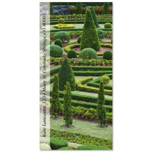 Garden Path Oversized Address Labels  (10 Designs)