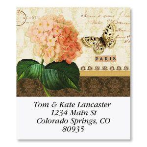 Grande Fleur Select Address Labels  (6 Designs)