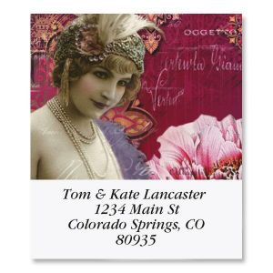 Face of Finchley Select Address Labels  (6 Designs)