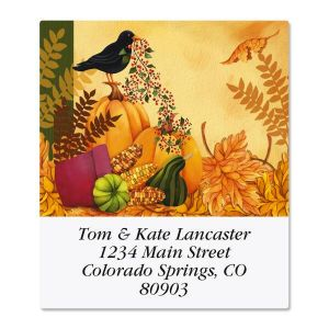 Welcome Harvest Select Address Labels  (6 Designs)