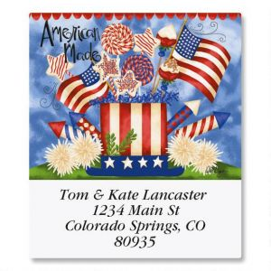 Seasons of Whimsy Select Address Labels  (12 Designs)