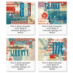 Glory Select Address Labels  (4 Designs)