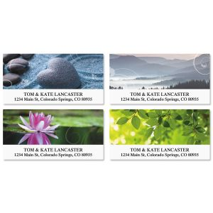 Peace Deluxe Address Labels  (4 Designs)