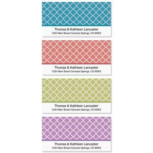 Renaissance Deluxe Address Labels   (4 Designs)