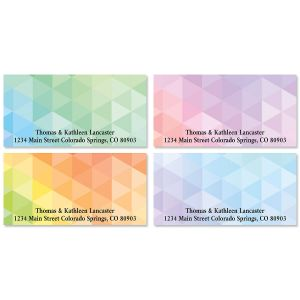 Polygon Deluxe Address Labels