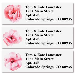 Blush Classic Address Labels (3 Designs)