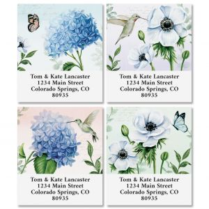 Blooming Blossoms Select Address Labels (4 Designs)