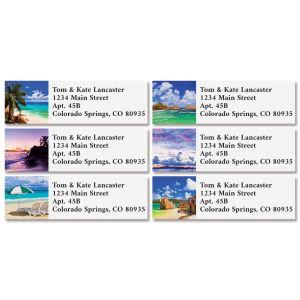Vitamin Sea Classic Address Labels (6 Designs)