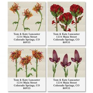 Florals Select Address Labels (4 Designs)
