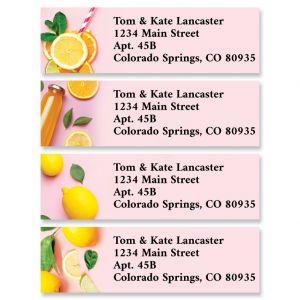 Summer Citrus Classic Address Labels (4 Designs)