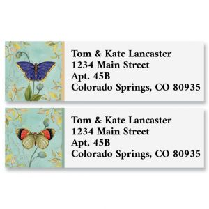 Butterfly Gallery Classic Address Labels (2 Designs)