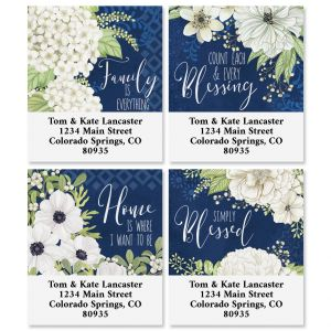Simply Blessed Select Address Labels (4 Designs)