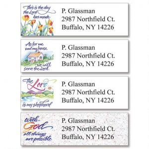 christian address labels love labels current catalog