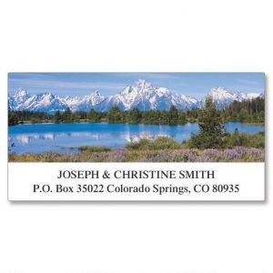Natures Majesty Deluxe Address Labels  (8 designs)